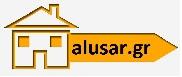 Alusar Αλουμηνάς Αθηνα Σιδεράς Γέρακας Αττική κατασκευές επισκευές κουφωμάτων αλουμινίου
