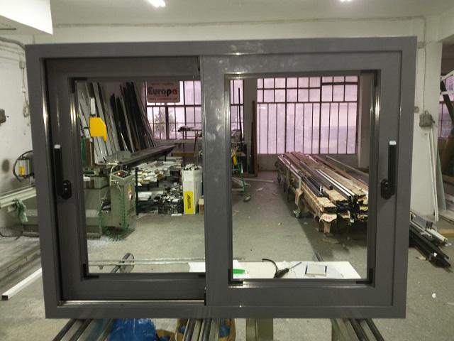 ενεργειακά πιστοποιημένα κουφώματα αλουμινίου Alumil, Europa, πόρτες αλουμινίου, παράθυρα αλουμινίου Γέρακας Σαρρής Βασίλειος Δημητρίου