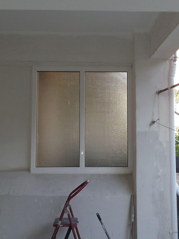 παράθυρο προφίλ αλουμινίου