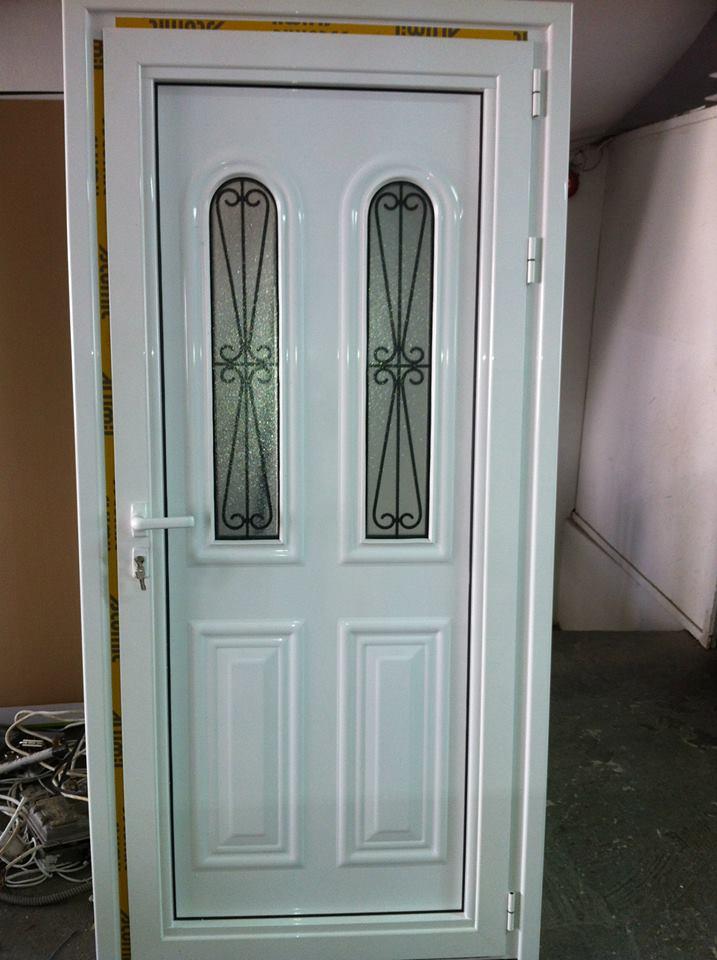 Πόρτες αλουμινίου Alumil