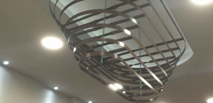 Πολυέλαιος κρεμαστός οροφής ειδικής κατασκευής