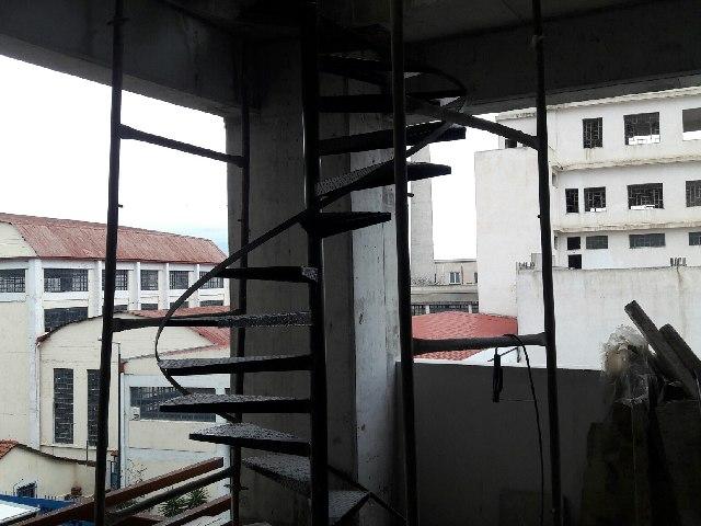 Σκάλα έκτακτης ανάγκης κτηρίου