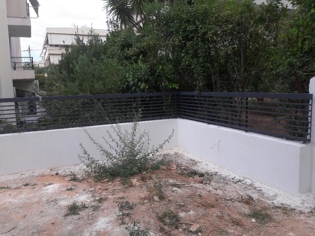 κάγκελα οικίας κατασκευή και τοποθέτηση